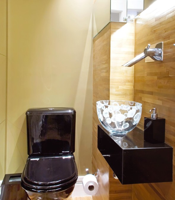 decorar lavabo pequeno:Decorar lavabo pequeno: 16 dicas simples e práticas