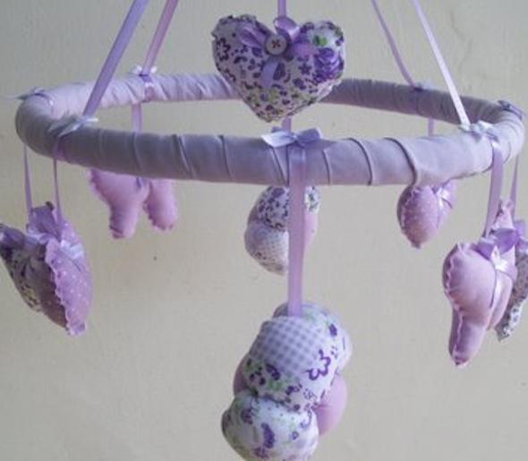 Armario Multiuso Para Cozinha ~ Mobile artesanal para decorar o quarto de seu beb u00ea 10 idéas