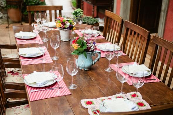 Como decorar a mesa para o Dia das M u00e3es 14 idéias especiais para o café, almoço ou jantar # Decoração De Mesa Para Almoço Dia Das Mães