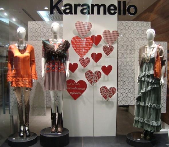 16 dicas para decorar vitrine de loja no Dia das M u00e3es -> Decoração Dia Das Mães Em Loja