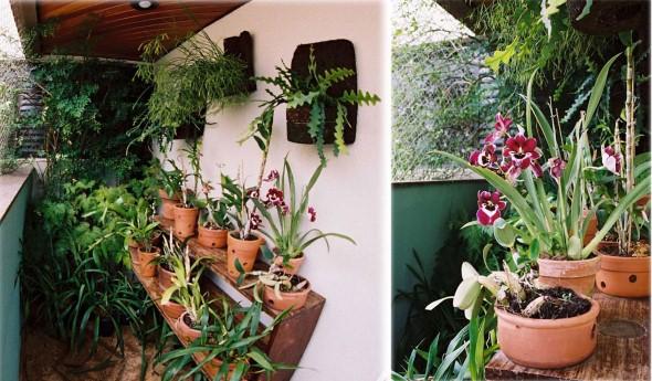 22 decorações de jardins caseiros em espaço pequeno