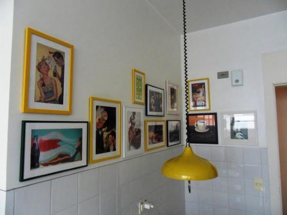 Distancia Entre Aparador Y Espejo ~ 15 sugestões de quadros para decorar sua cozinha