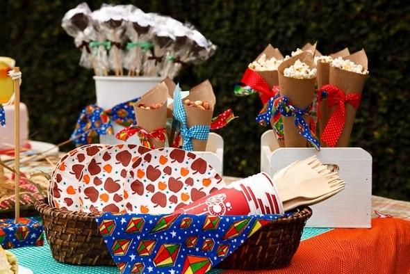 Decoração Festa Junina chique 008