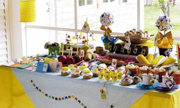 Decoração Festa Junina chique 009