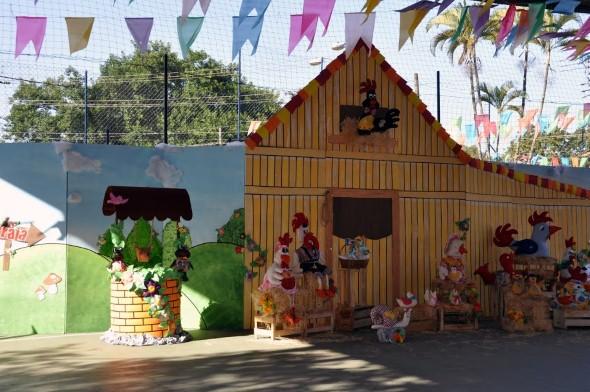 20 dicas de decoraç u00e3o Festa Junina para educaç u00e3o infantil