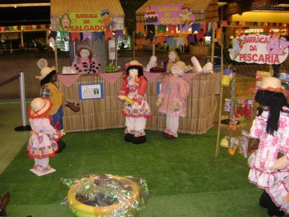 Decoração Festa Junina escola 003