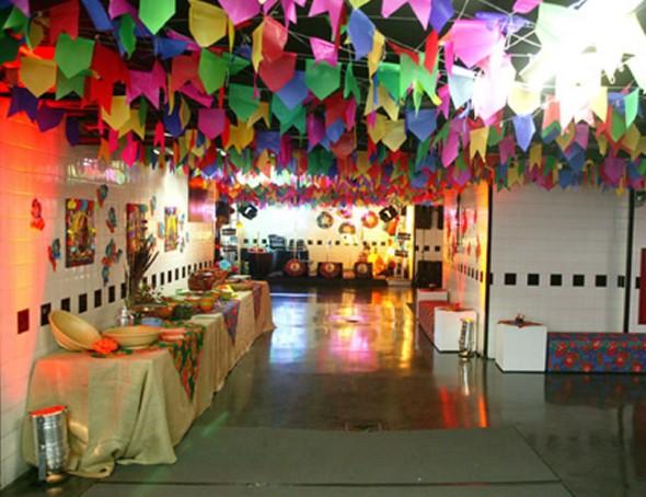 decoracao festa junina na escola:17 idéias de decoração Festa Junina na escola