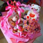 Decoração de cesta para o Dia dos Namorados 001