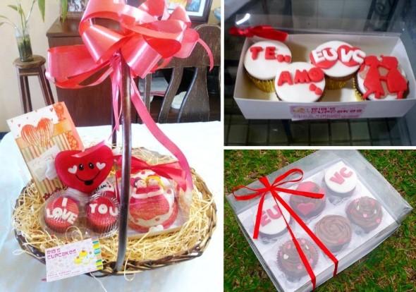 para montagem de uma cesta de chocolate para o dia dos namorados
