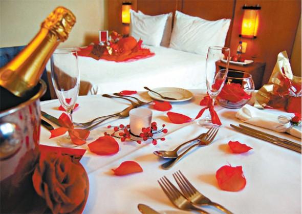 15 idéias para decorar quarto para o Dia dos Namorados ~ Quarto Romantico Para Namorado