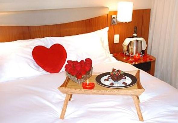 15 idéias para decorar quarto para o Dia dos Namorados