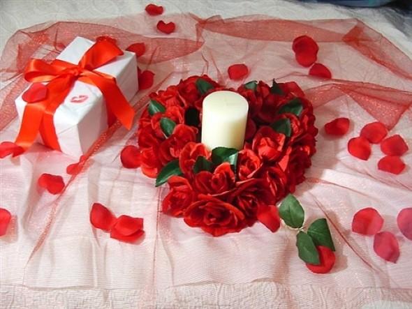 Decorar quarto para o Dia dos Namorados 013