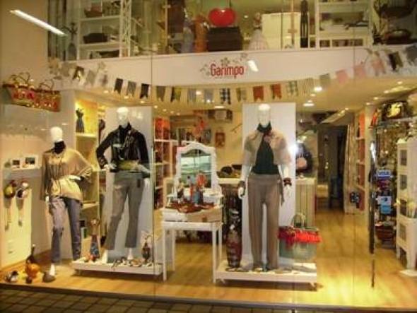 Decorar vitrine de lojas Festa Junina 001