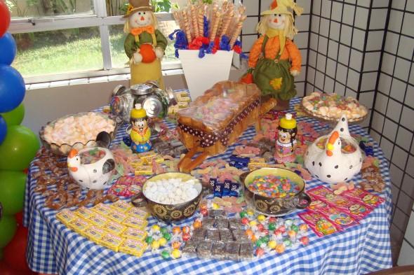 decoracao festa na roca : decoracao festa na roca:Modelos de decoração de festa de aniversário com tema junino