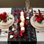 Mesa de jantar dia dos namorados 001