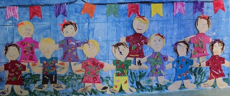 decoracao de sala festa junina educacao infantil : decoracao de sala festa junina educacao infantil: de educação infantil para chegada da Festa Junina, uma das maiores