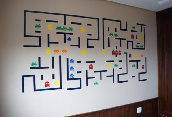 Aparador De Coxa Thunder ~ Decorar paredes com adesivos personalizados