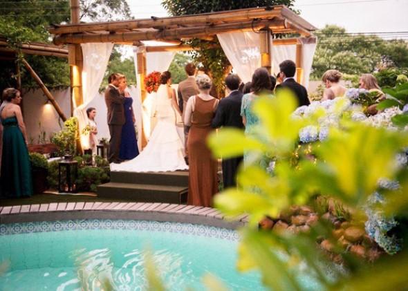 18 dicas de decoração para festa de casamento de tarde