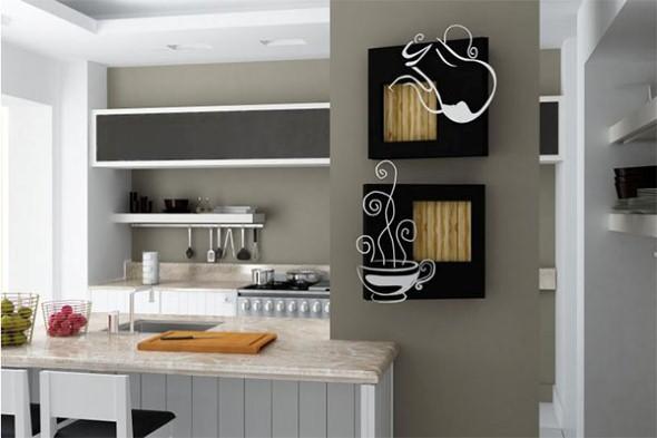 19 id ias para decora o de cozinha for Objetos decorativos casa
