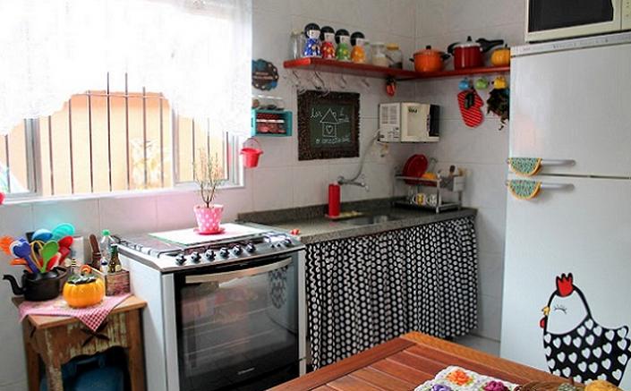 Resumo Vejam algumas dicas para decorar a casa sem gastar muito, e de