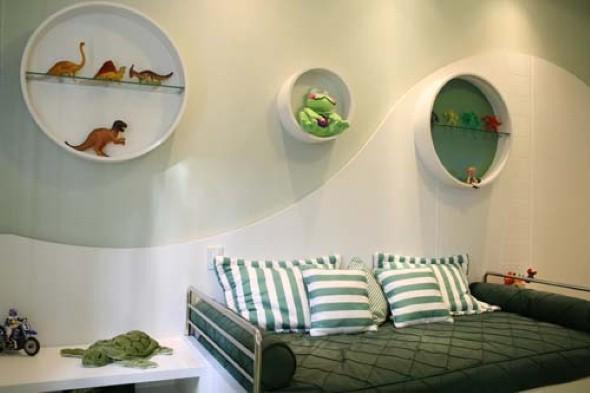 Almofadas para decorar quarto de criança 012