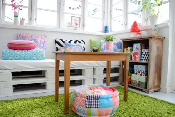 Almofadas para decorar quarto de criança 015