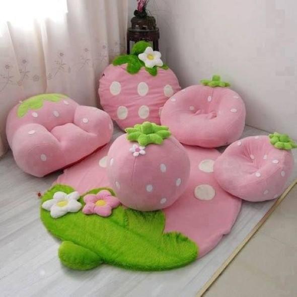 Almofadas para decorar quarto de criança 018
