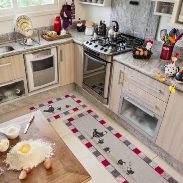 Decorar cozinha com galinhas de artesanato 16 enfeites diferentes