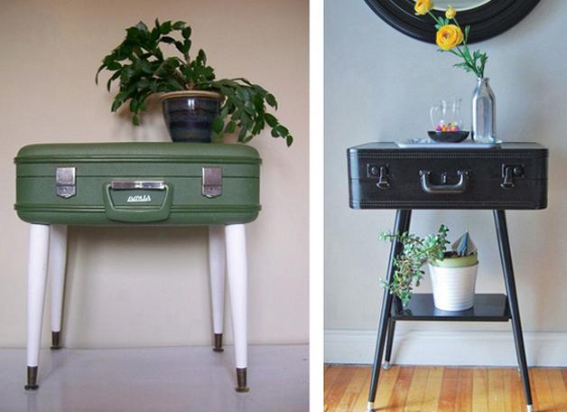21 id ias de objetos antigos na decora o da casa - Objetos vintage para decorar ...