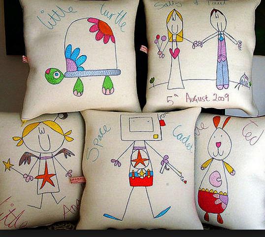 almofada quarto criança  4
