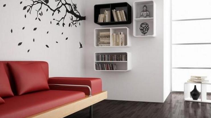 decoracao de sala pequena gastando pouco : decoracao de sala pequena gastando pouco: modernos e sofisticados para melhorar a decoração de sua sala