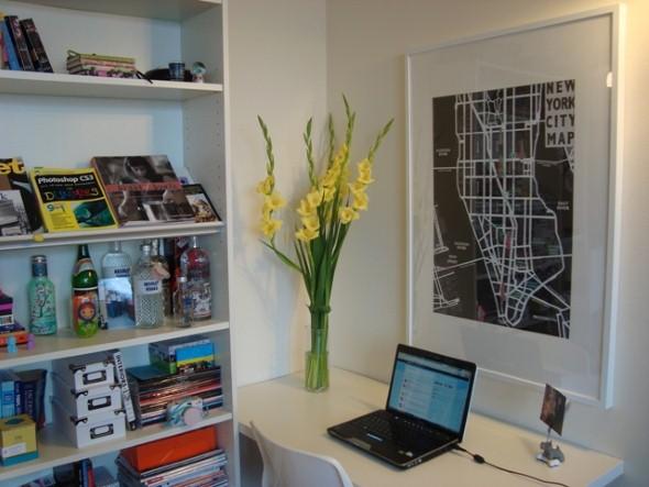 Decorar consultório ou escritório com plantas 002