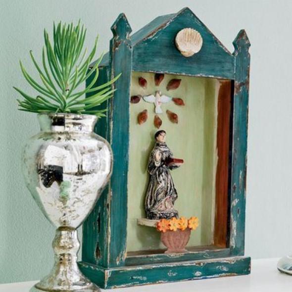 Oratórios na decoração 001