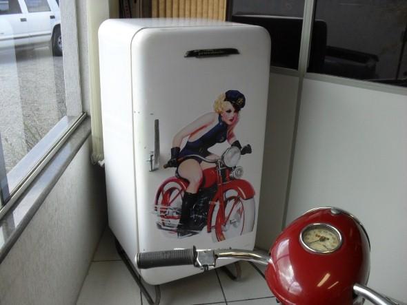 Usar eletrodomésticos antigos na decoração 003