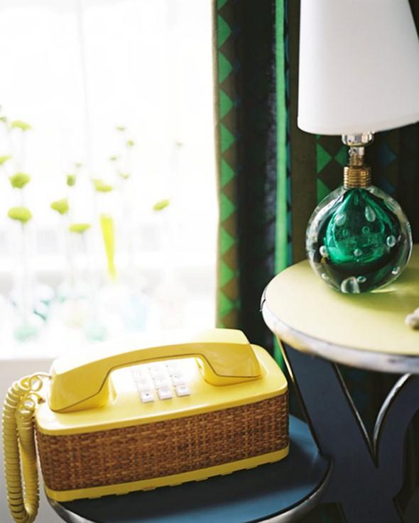 Usar eletrodomésticos antigos na decoração 007