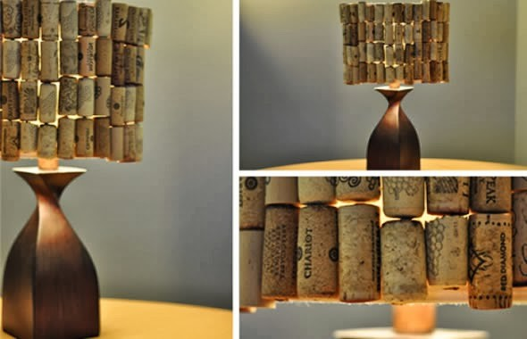 Cúpulas criativas para abajures 001