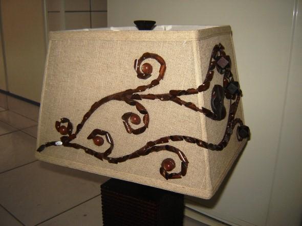 Cúpulas criativas para abajures 015