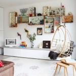 Casa mais organizada com o uso de nichos decorativos 001