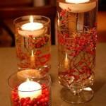 Como montar velas para decorar a casa 011