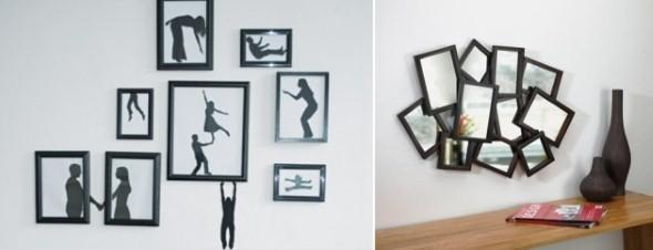 Como Escolher Quadros Para Sala De Estar ~ imagens de salas que foram decoradas com o uso de quadros modernos, de