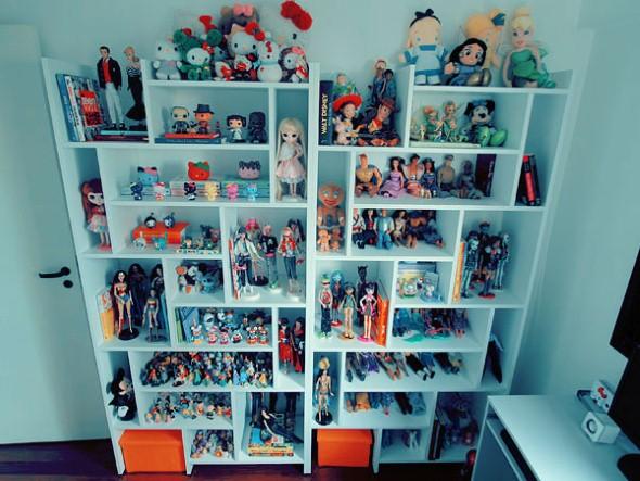 Reaproveitar brinquedos na decoração 015