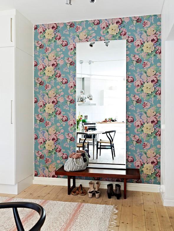 Como decorar paredes com tecido 004