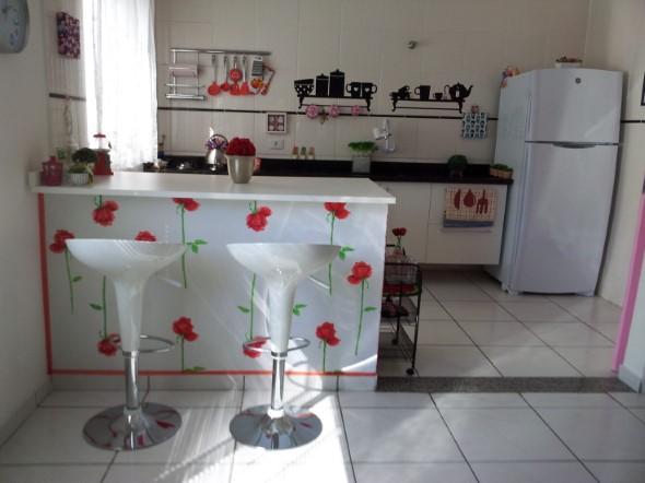 Como decorar paredes com tecido 008