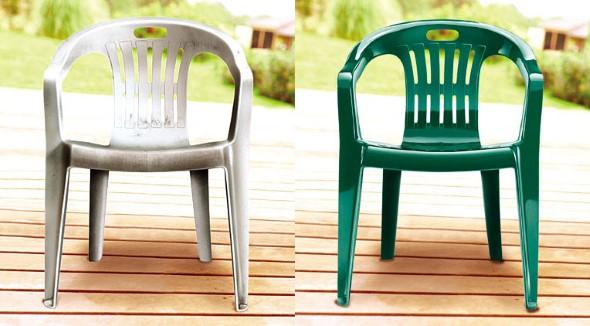 Como reformar cadeira velha para decoração 007