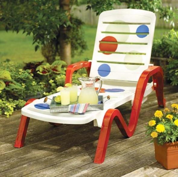 Como reformar cadeira velha para decoração 015
