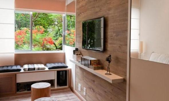 Montar um painel para TV em casa 010