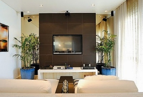 Montar um painel para TV em casa 012