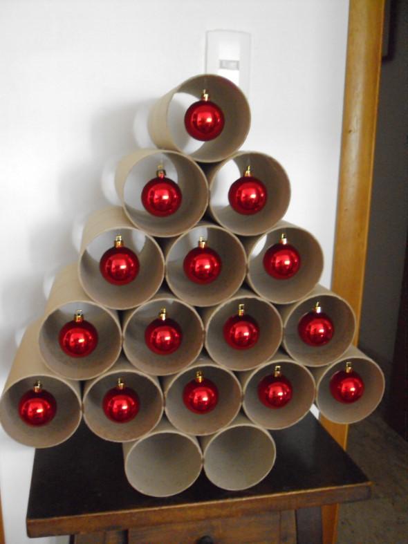 decoracao arvore de natal diferente:abaixo separamos mais alguns modelos de árvores de natal diferentes
