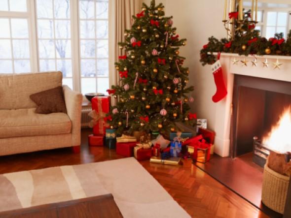 Como decorar a árvore de Natal 011