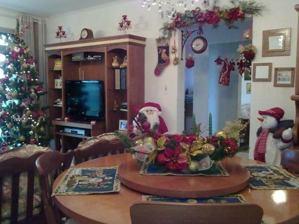 Sala Pequena Decorada Para O Natal ~ dicas para decorar a sala para o Natal